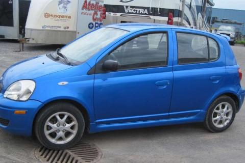 Toyota Echo A Vendre >> Toyota echo rs 2005 vendre
